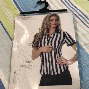 Tops - Referee Costume! 🎃 🖤
